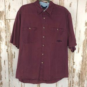 Wrangler Rugged Wear Shirt, Size Large